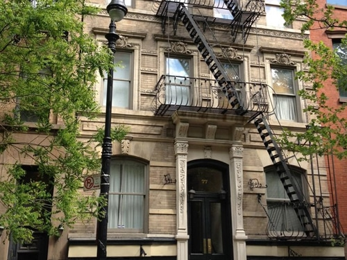 77 Perry Street, New York, NY